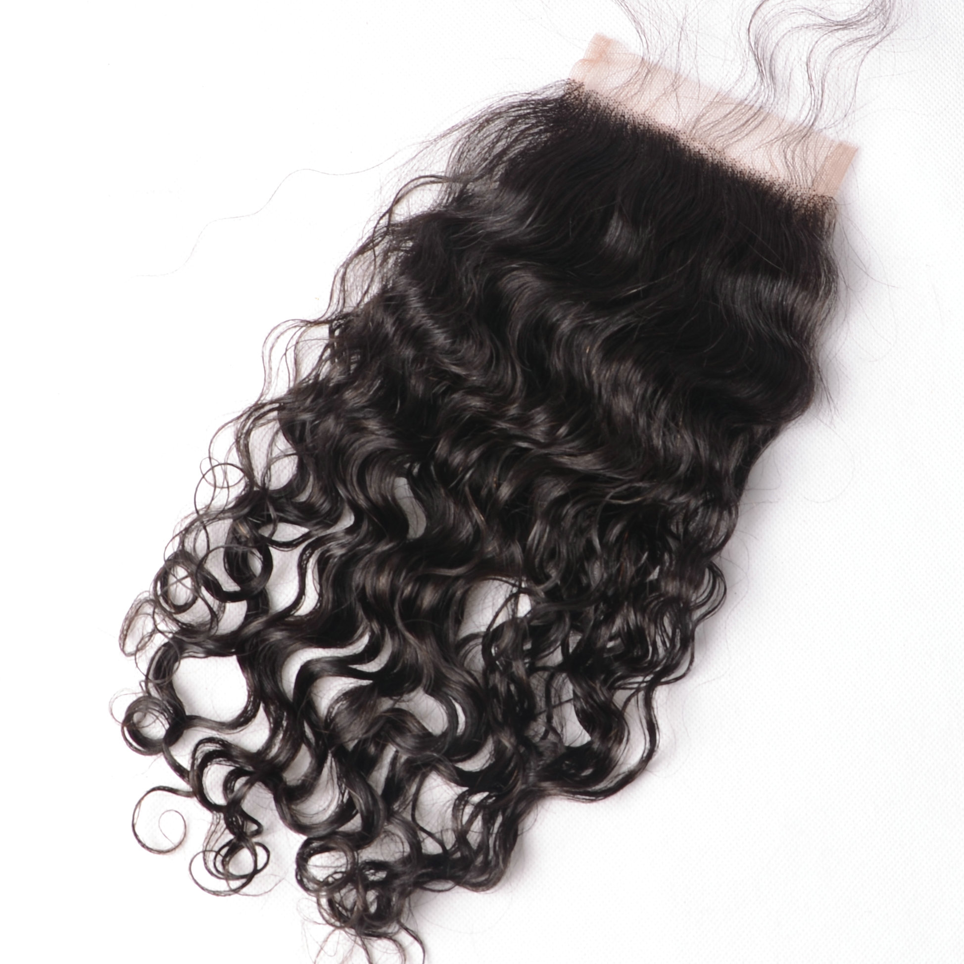 Hunni B Glam Exotic Wavy Closure