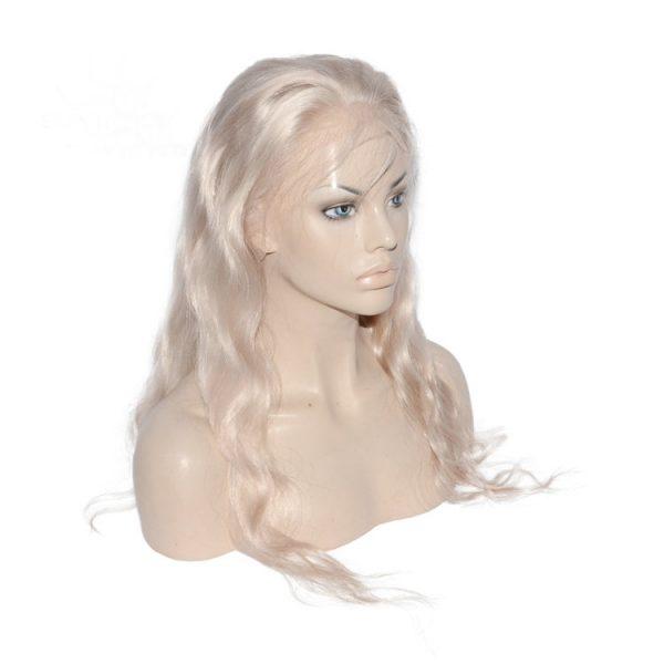 Hunni B Glam Russian Blonde 613 Lace Unit