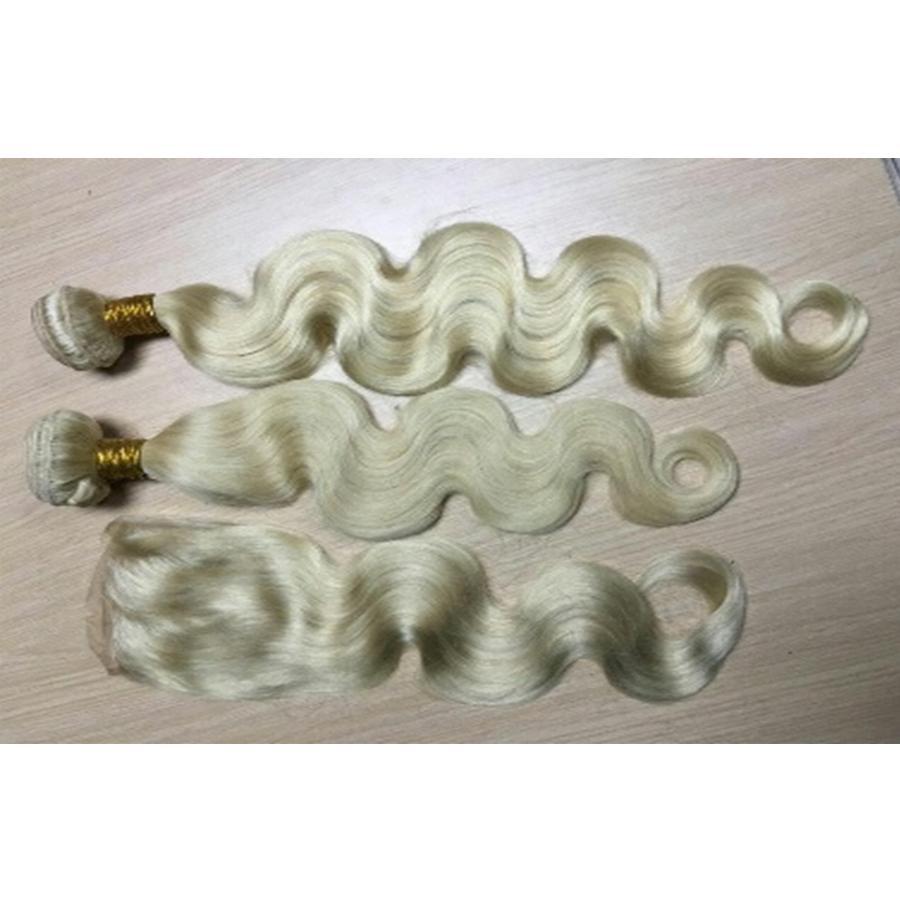 Hunni B Glam Blonde Bodywave Bundles