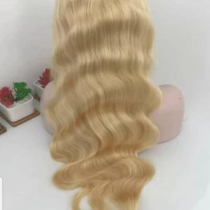 Russian Blonde Full Lace Unit Bodywave