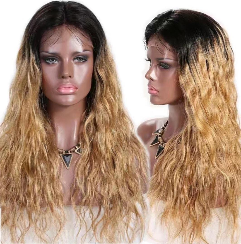 Honey Blonde Lacefront