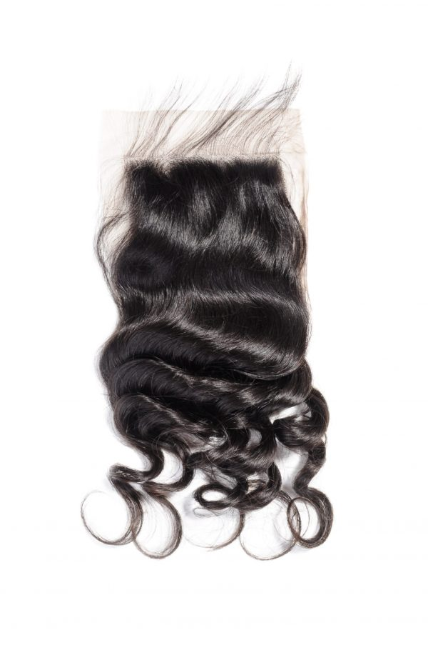 Hunni B Glam Loose Wave Closure